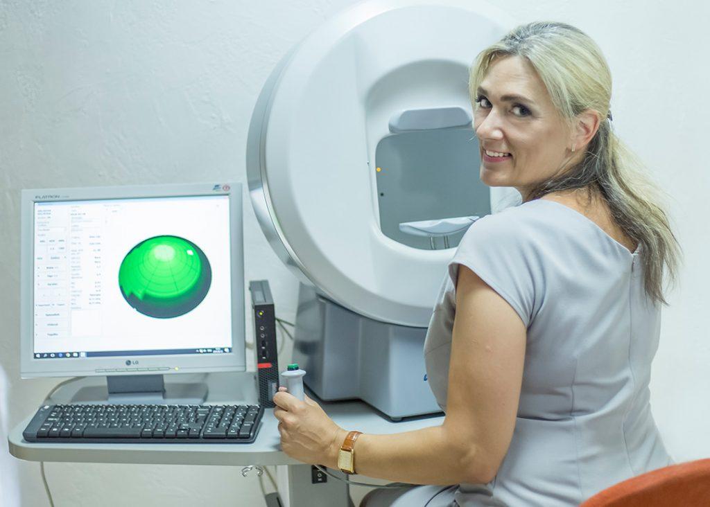 Akių klinikos paslaugos