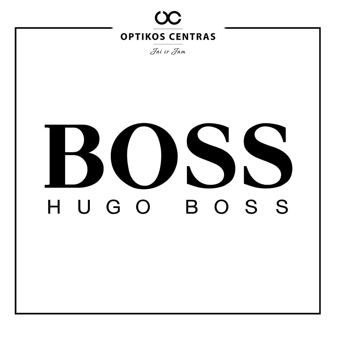 boss akinių rėmelių prekinis ženklas