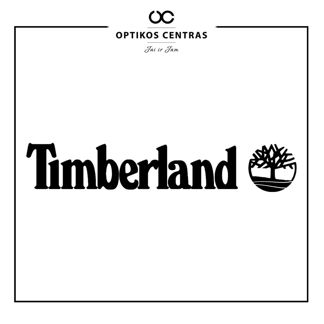 timberland akinių rėmelių prekinis ženklas