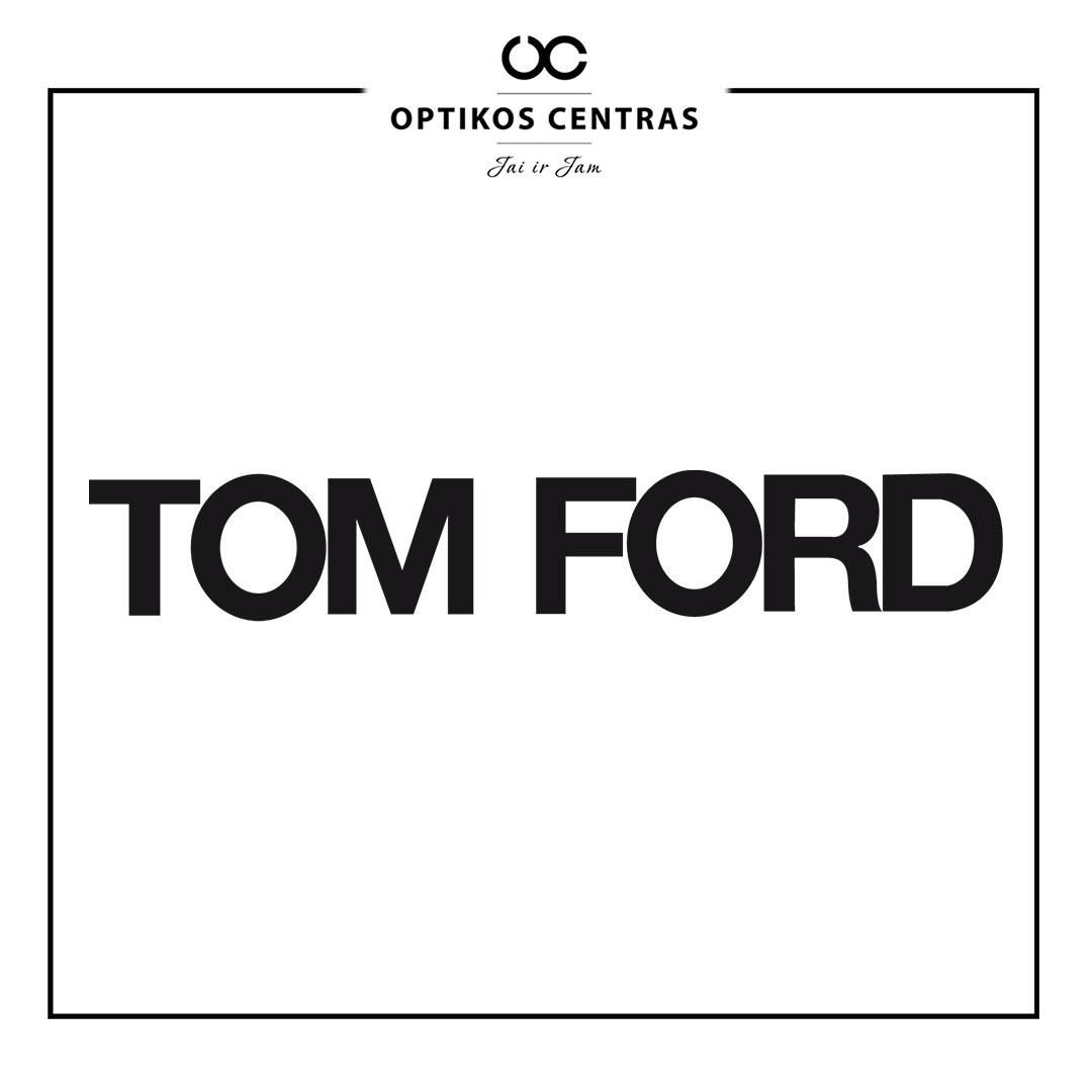 tom_ford akinių rėmelių prekinis ženklas