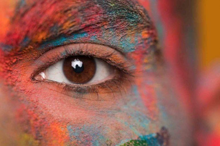 Sausos akys Optikos centras akių sausumas