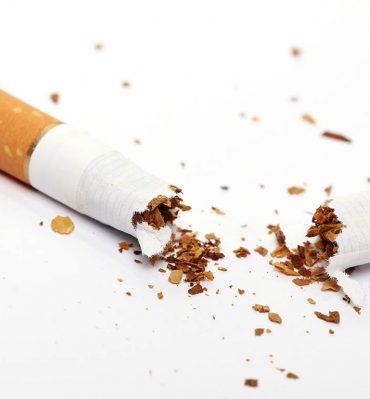 rūkymo žala sveikatai ir regėjimui
