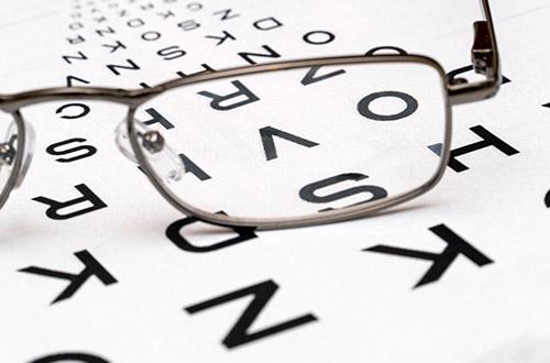 korekcinių akiniu receptas
