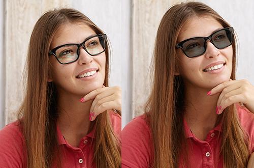 Fotochrominiai akiniai